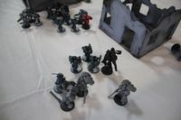 A16 - The Alpha Legion's flexible tactics allows them to react quickly, as blades are drawn and the Angels are met with another counter-charge.JPG