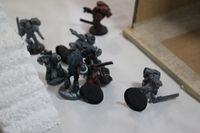 A12 - As the Assault Squad draws near, the headhunters draw Power Daggers and counter charge, the electrified blades making short work of the unsuspecting Angels.JPG