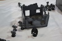 A08 - The Blood Angels take cover in one of the ruined Hab-blocks....JPG